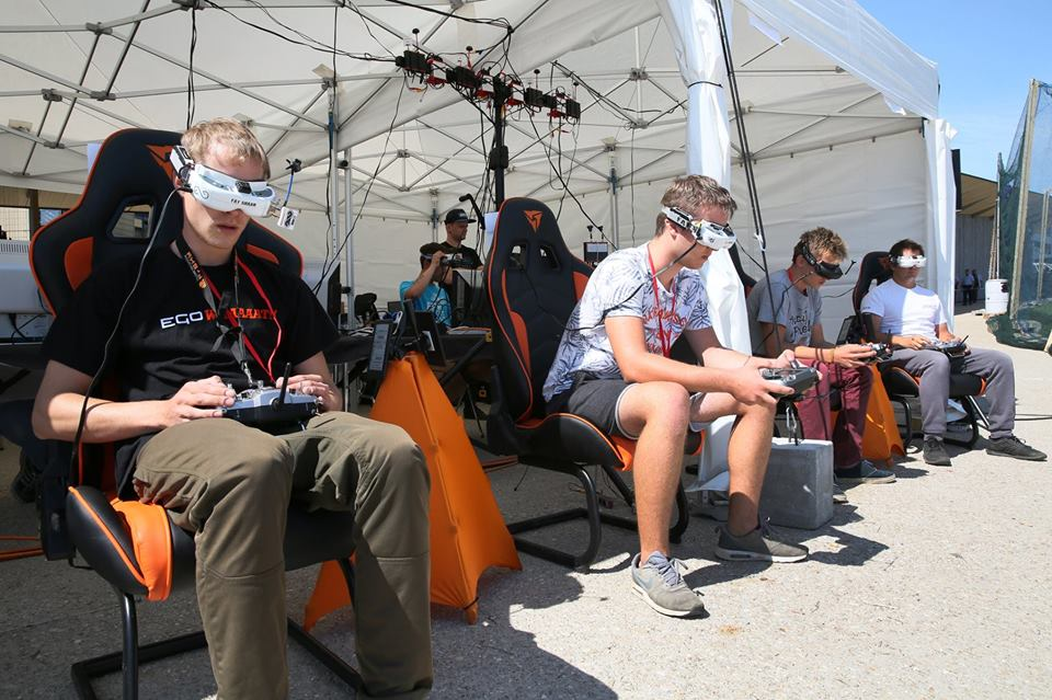 EPFL Drone Racing Cup