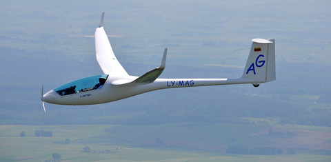 New contest concept for sailplanes with electric power
