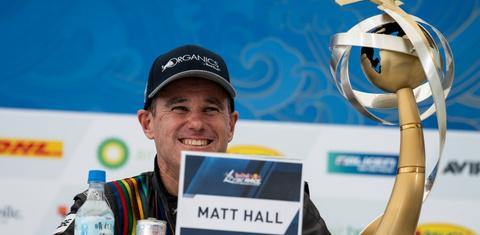 Red Bull Air Race: Australia's Matt Hall clinches 2019 World