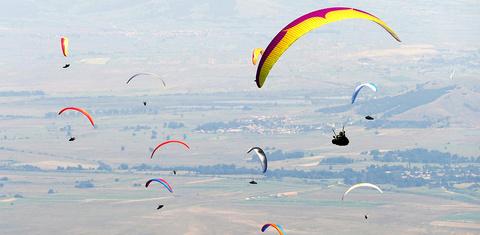 16th FAI World Paragliding Championship in North Macedonia | World