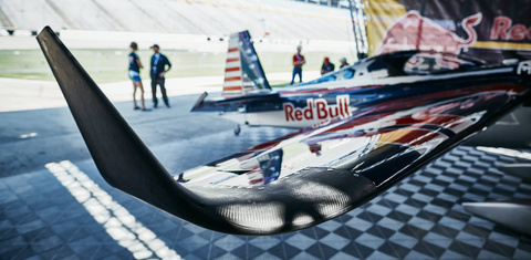 Red Bull Air Race 2017 Understanding Winglets World Air Sports