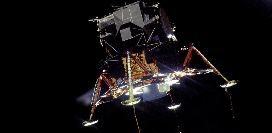 Eagle Lunar Module Apollo 11