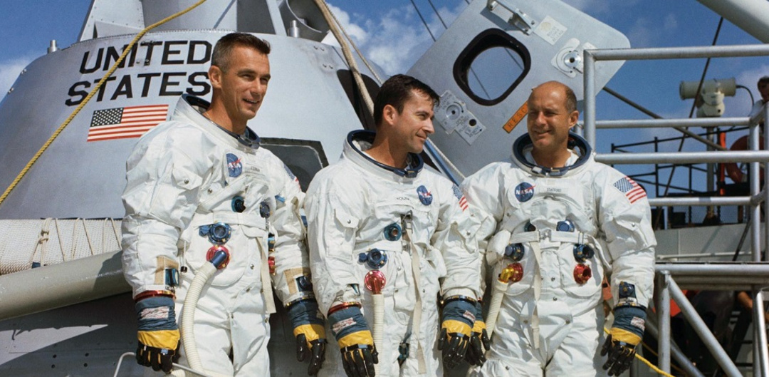 Crew of Apollo 10