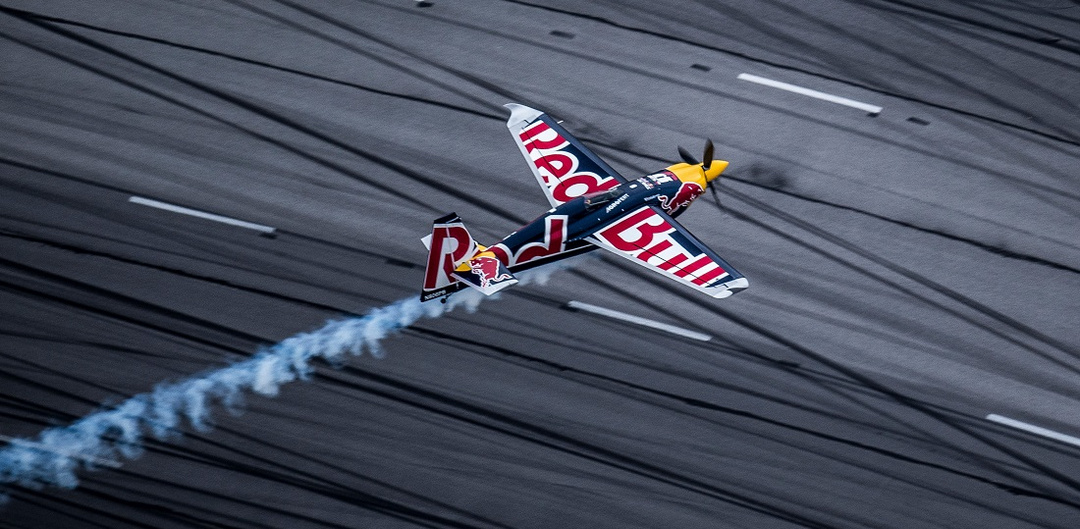 Martin Sonka Red Bull Air Race Champion 2018
