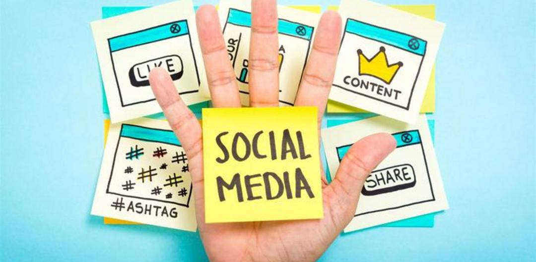 Drone social media channels