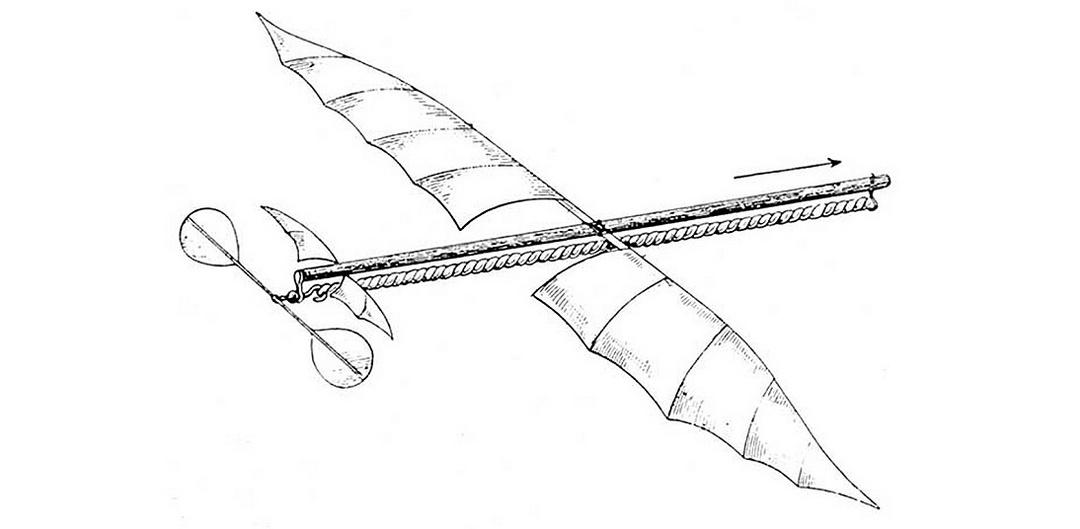 Penaud Planophore 1871