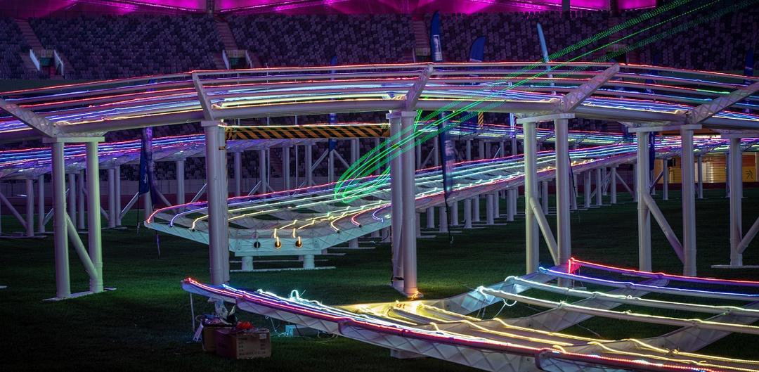 Shenzhen drone stadium