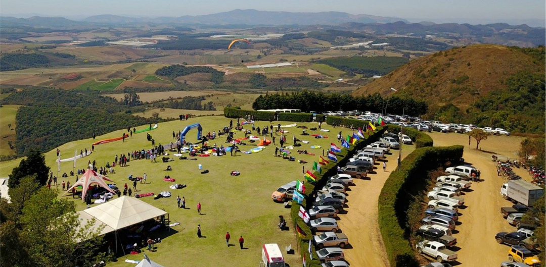 18th FAI World Paragliding Championship Brazil