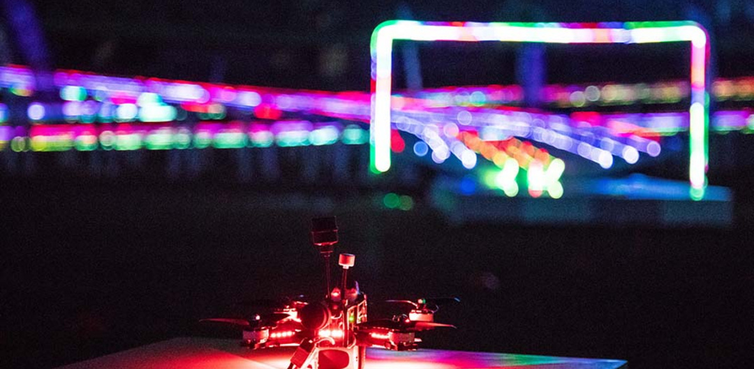 Drone Racing in Shenzhen