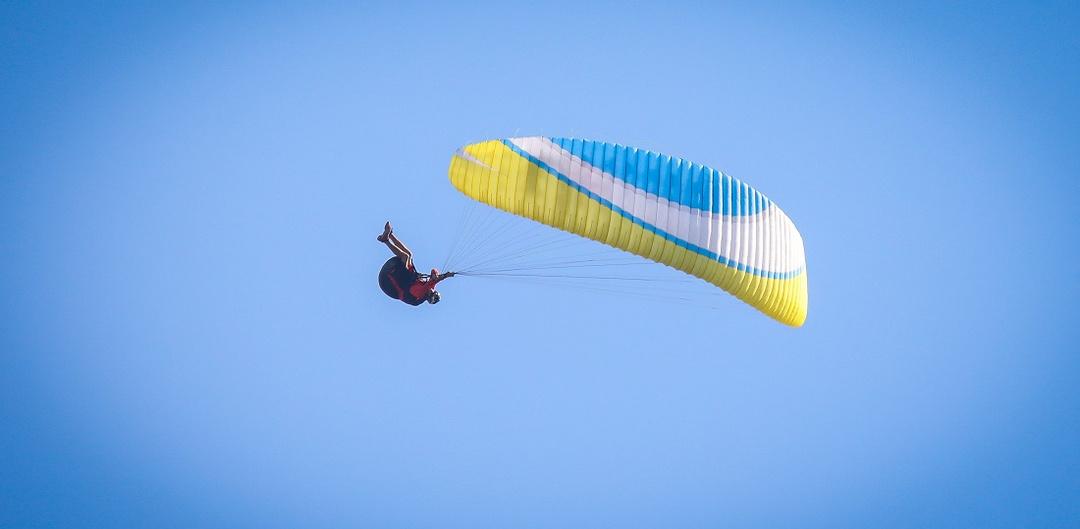 Laurent Merle Acro Paragliding