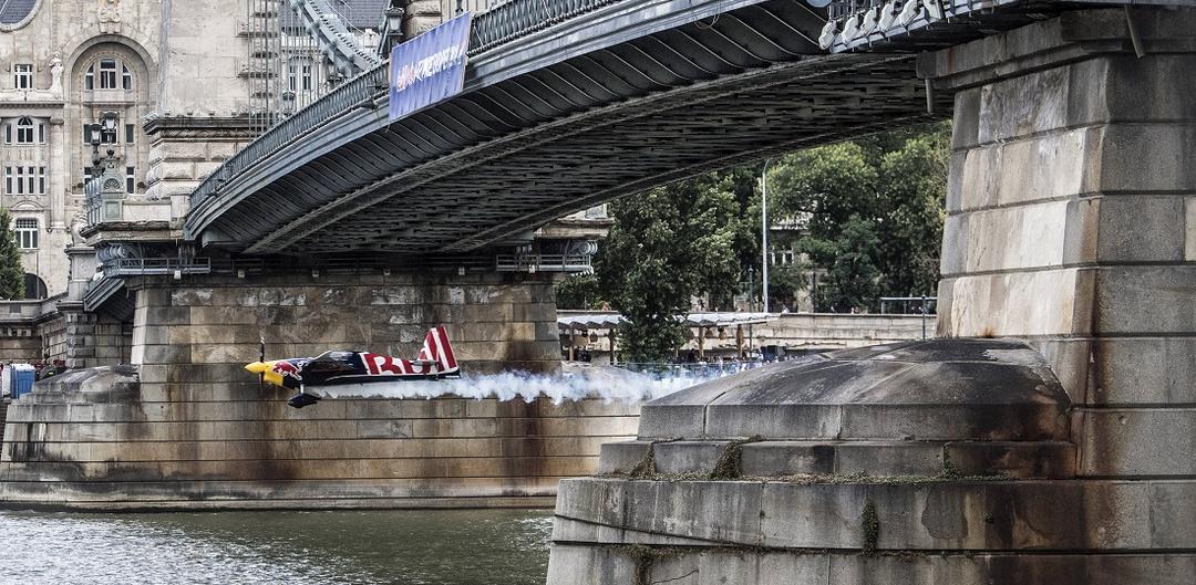 Martin Sonka Budapest Red Bull Air Race 2018