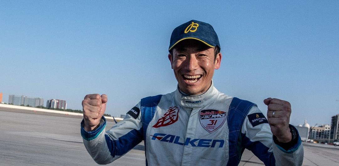 Red Bull Air Race: Muroya finds the magic at season opener