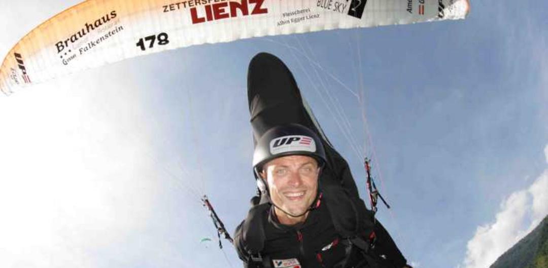 Gerald Ameseder (Austria) -  UP Edge XR -WXC winner 2011