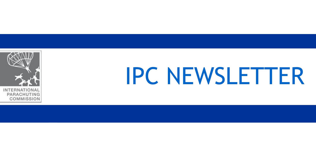 IPC Newsletter no. 1 logo