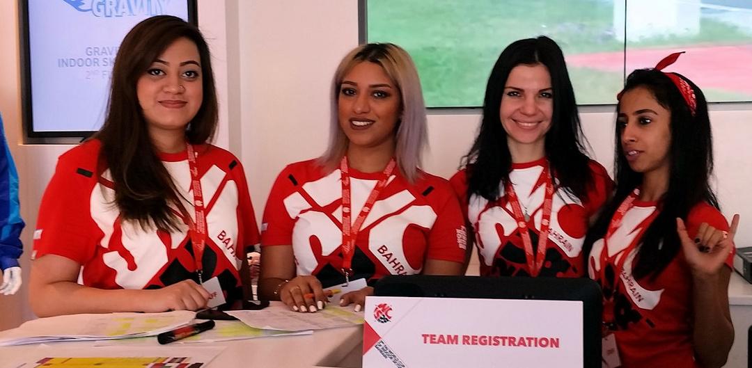 Gravity Registration Girls