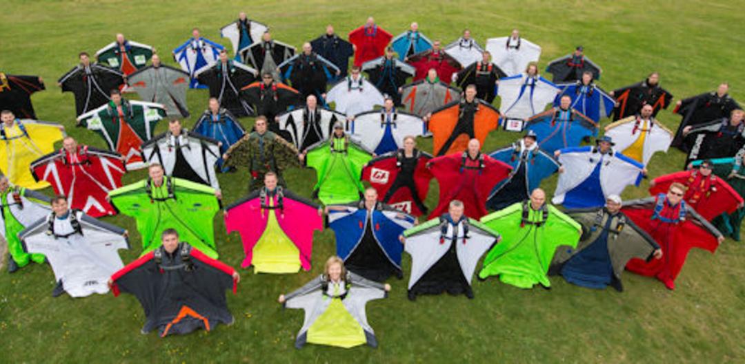 Wingsuit Fliers