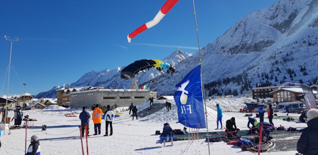 World Cup Series - perfect conditions