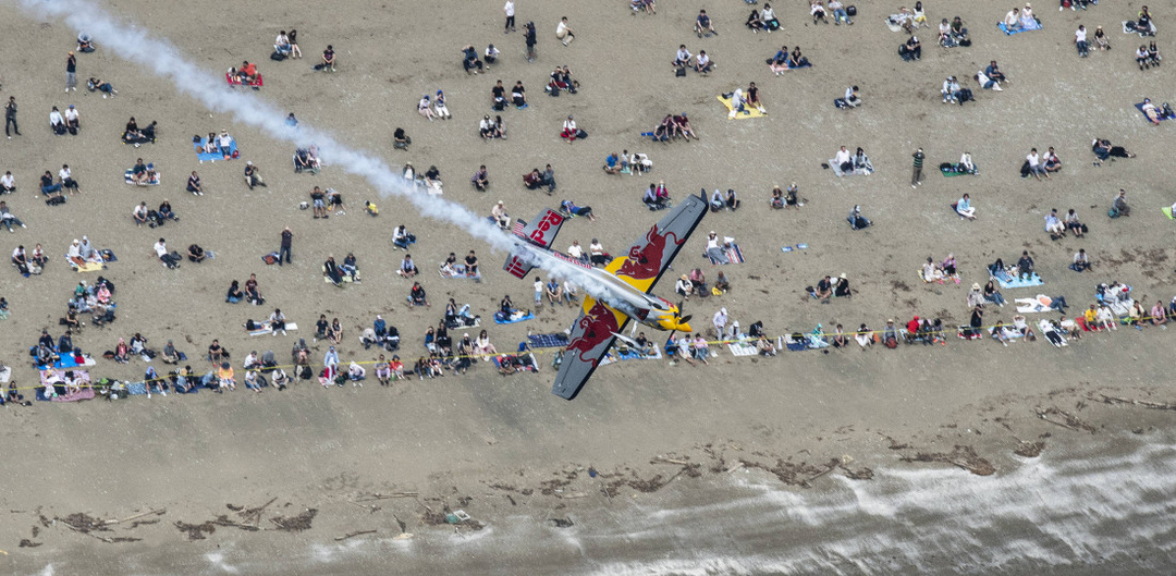 Red Bull Air Race Chiba 2018 - Kirby Chambliss