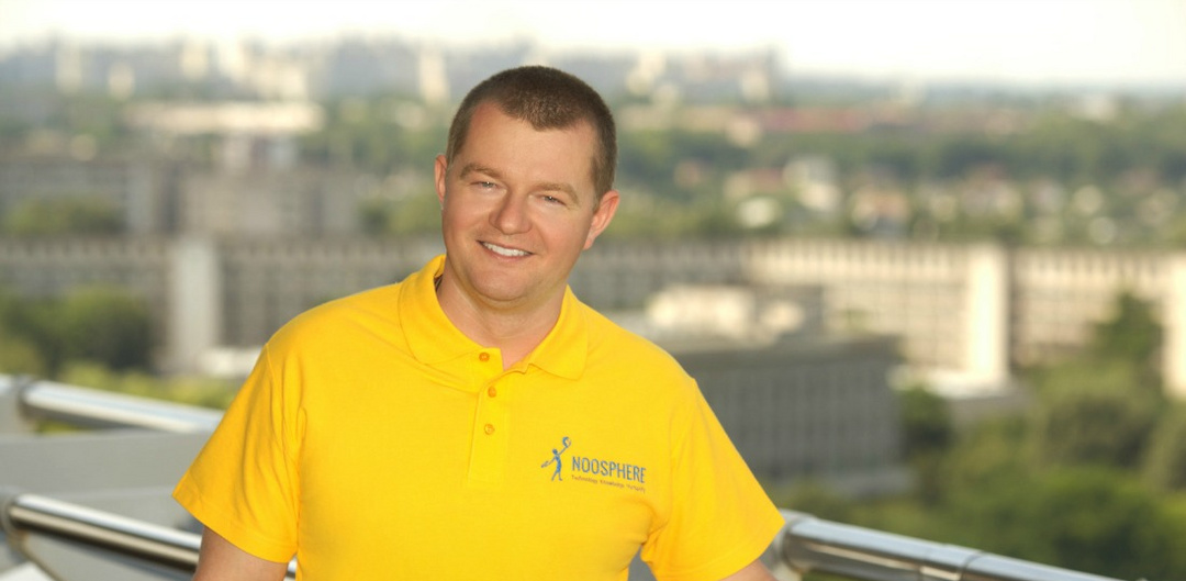 Noosphere co-founder Max Polyakov