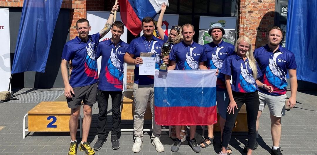 FAI Junior World Hot Air Balloon Championship in Leszno, Poland.