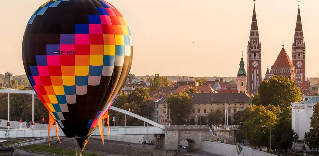 22nd FAI European Hot Air Balloon Championships Szeged, Hungary 2021