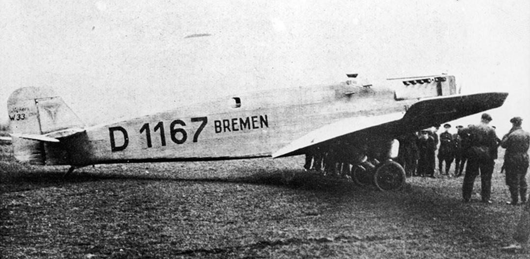 The Bremen: First Non-Stop East-West Transatlantic Crossing 1928