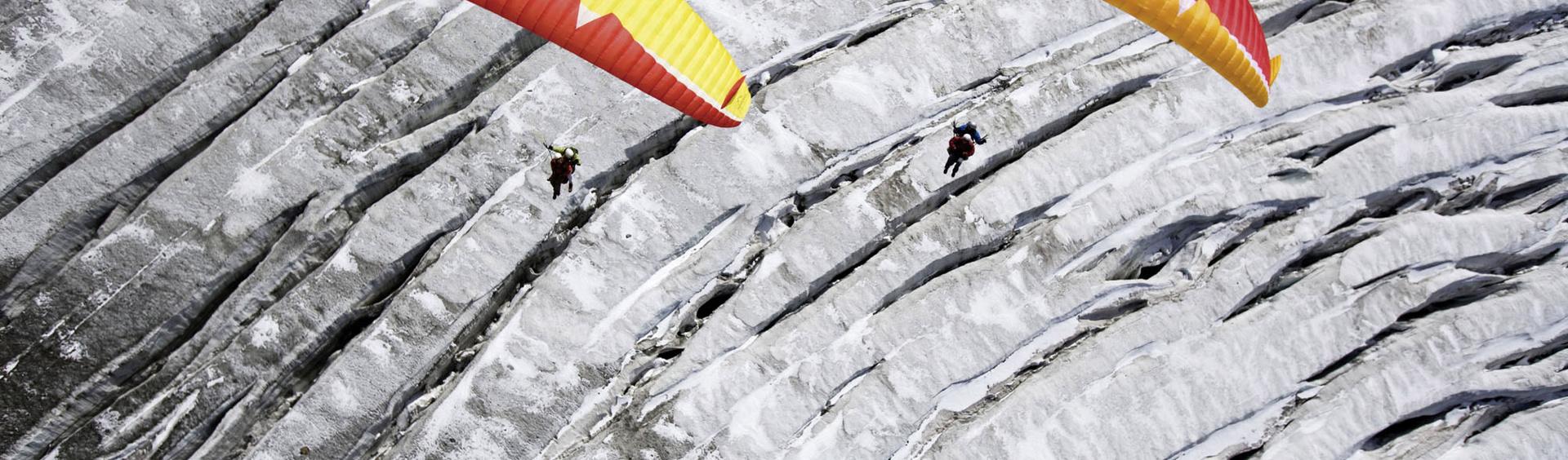 Paragliding - Martin Scheel azoom.ch