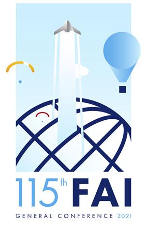 FAI General Conference 2021 logo